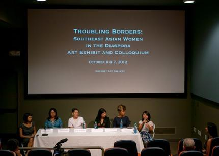 troubling borders sweeney panelists