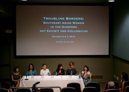 troubling borders sweeney panelists