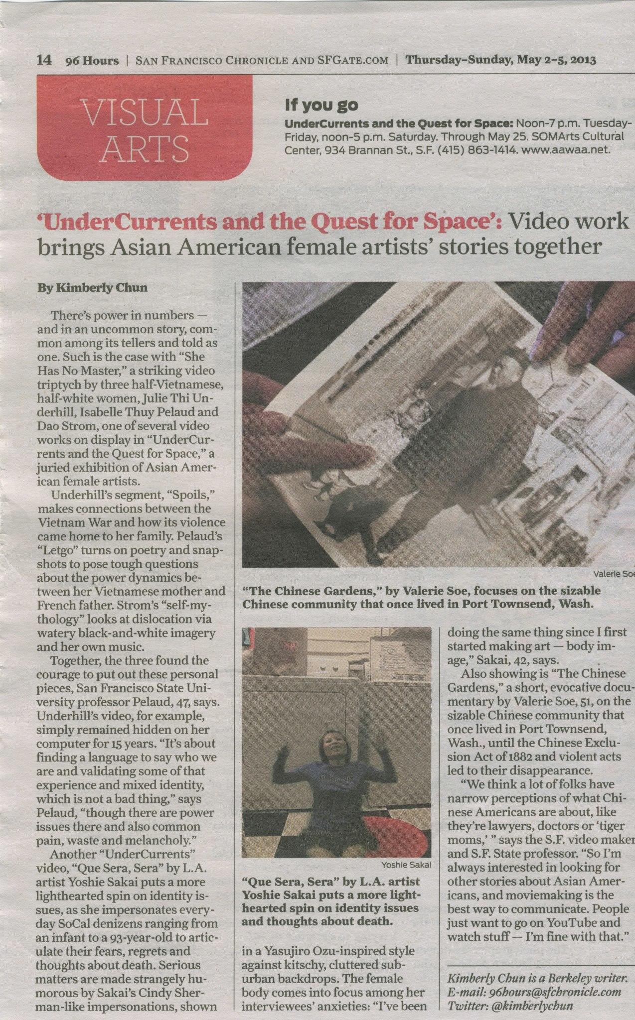 undercurrents - sf press